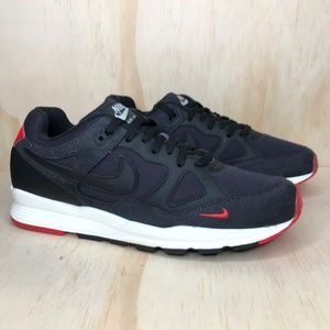 NEW Nike Air Span Two 2 SE Black and Red